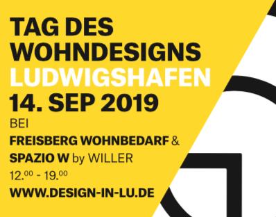 TAG DES WOHNDESIGNS 2019